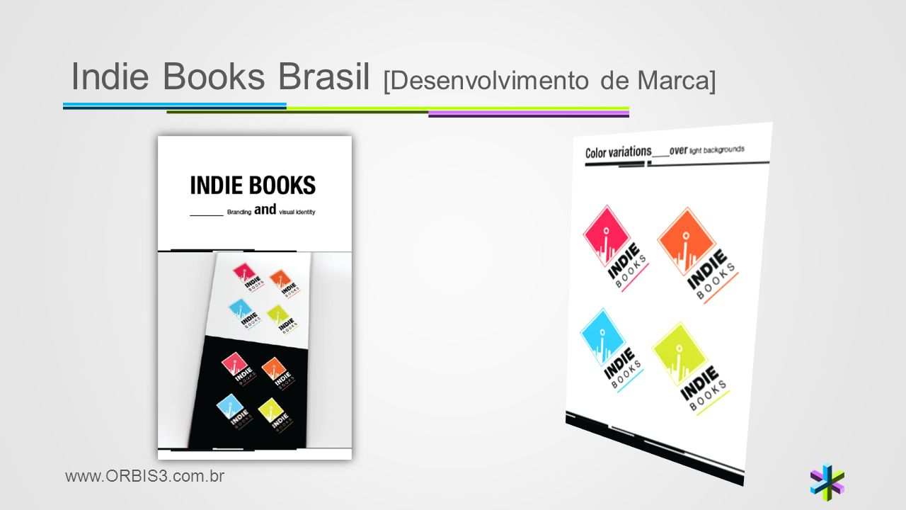Indie Books Brasil [Desenvolvimento de Marca]